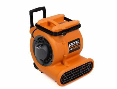 Ridgid 1625 Cfm Blower Fan Air Mover With Handle And Wheels - New
