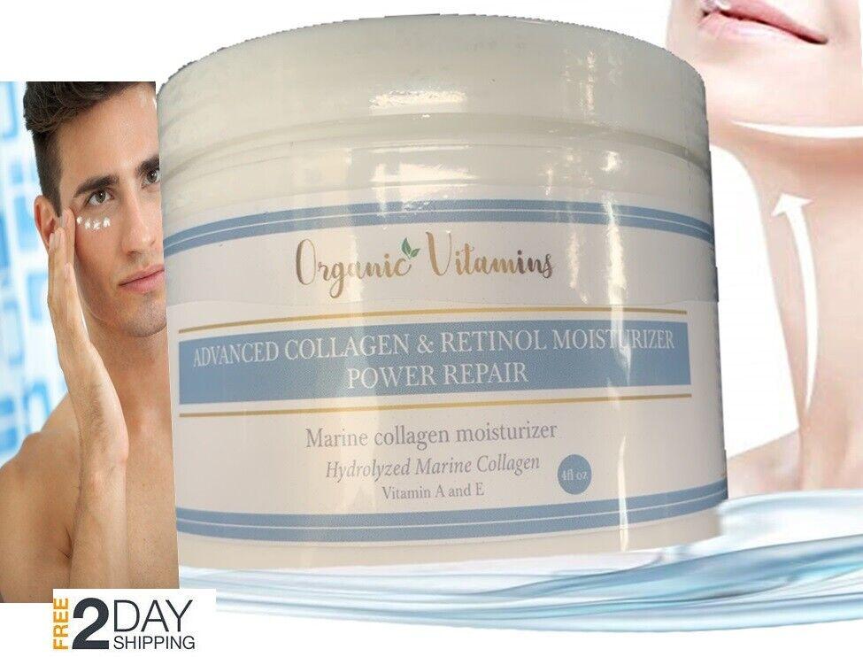 #1 Crema Rejuvenecedora Facial Para Mujeres Y Hombres Crema Antiarrugas cara