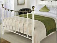 Kingsize 4 post bed frame for sale