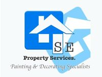 S E Property Services Painting & Decorating