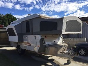 2011 Coromal Silhouette PS421 off-road caravan with new water heater Mirrabooka Stirling Area Preview