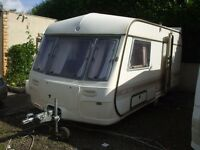 1990 Coachman VIP460-2 touring caravan *FINAL REDUCTION TO £400