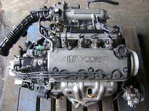 Honda 92 95 civic del sol 1 5l sohc vtec d15b engine and for Honda civic transmission cost