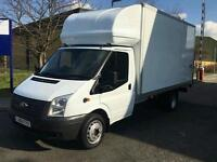 24-7 Big Van & Man Hire for moving House, Clearance,Office Removal
