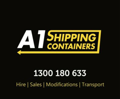 Shipping containers 20ft new & used  supplied & delivered best quality