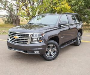 2017 Chevrolet Tahoe LT Z71 4x4 *Leather *Heated Seats *7 Pass