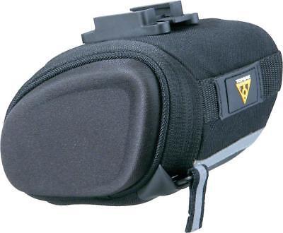 Topeak SideKick Wedge Seat Bag: Small, Black ()