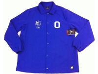 "Starter Chicago Bulls /""Space Jam/"" Retro 11 Jacket BNWT"