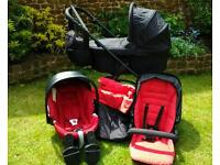 Mamas and Papas Glide/ Sola. Pushchair, Travel system, Stroller etc.