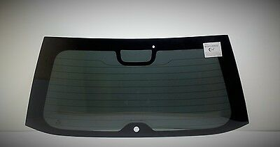 Fits 07-11 Honda CR-V Rear Window Back Glass Heated Dark Tinted