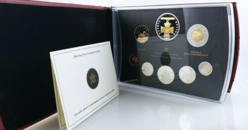 2006 Proof Set of Canadian Coinage