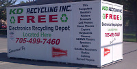 Free Electronics, Appliance and Metals Recycling