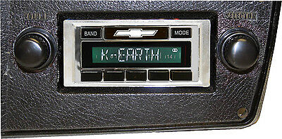 1973 74 75 76 77 78 1979 Chevy Chevrolet Truck USA 630 Radio  AM/FM MP3 Aux USB