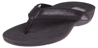Comforthotics® Womens Jasmine Sandal Comfort Flip Flop Orthotic Gel Arch