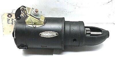 Rebuilt John Deere L La Li 1107036 Al2723t Delco Remy 6 Volt Starter Warranty