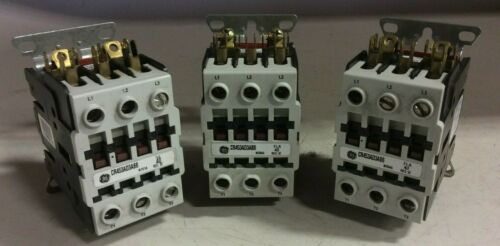 GE General Electric Definite Purpose Controller Contactor | CR453AD3ABB