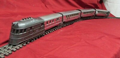 "Lionel Pre War Flying Yankee #616 ""O"" Gauge Complete Train Set Fully Tested"
