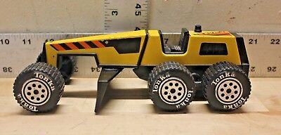 "Tonka 8"" Earth Mover Grader #811953 Construction Vehicle"