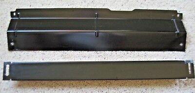 CLEAN Dishwasher Bottom Kick Plate Access Panel PART #: 8543835 W10909064 BLACK