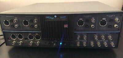 Audio Precision Sys-2522 System Two Cascade Dual-domain Audio Analyzer