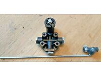 """COACH TRAILER HEIGHT CONTROL LEVELING VALVE 7/"""" ARM UNIVERSAL TRUCK"""