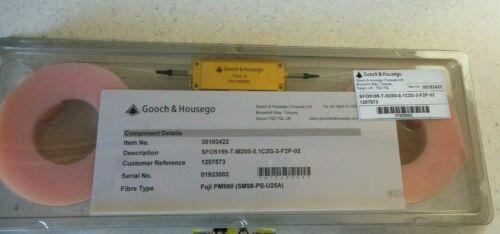 GOOCH & HOUSEGO SFO5199-T-M200-0.1C2G-3-F2P-02