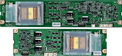 Inverter Boards For Lcd Tv. P/no. 6632l-0197d/-0198d Master+slave Kit Ivb65145