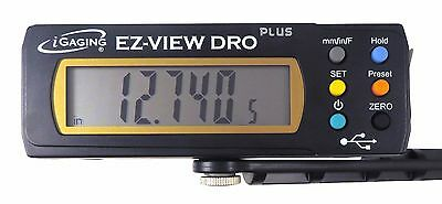 24 Digital Readout Read Out Dro W Remote Lcd Display Fits Bridgeport Mills