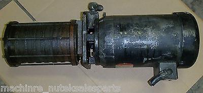 Gusher Pumps Pump Msc4-8-500fjmsc48500fjmotor 36g346x1005 Hpframe 184tcz