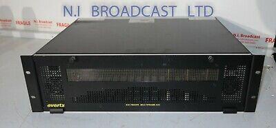 Evertz Xx 7800fr With 2xpsu 3x 7800tm2-3g 3g Time Code Generators Processors