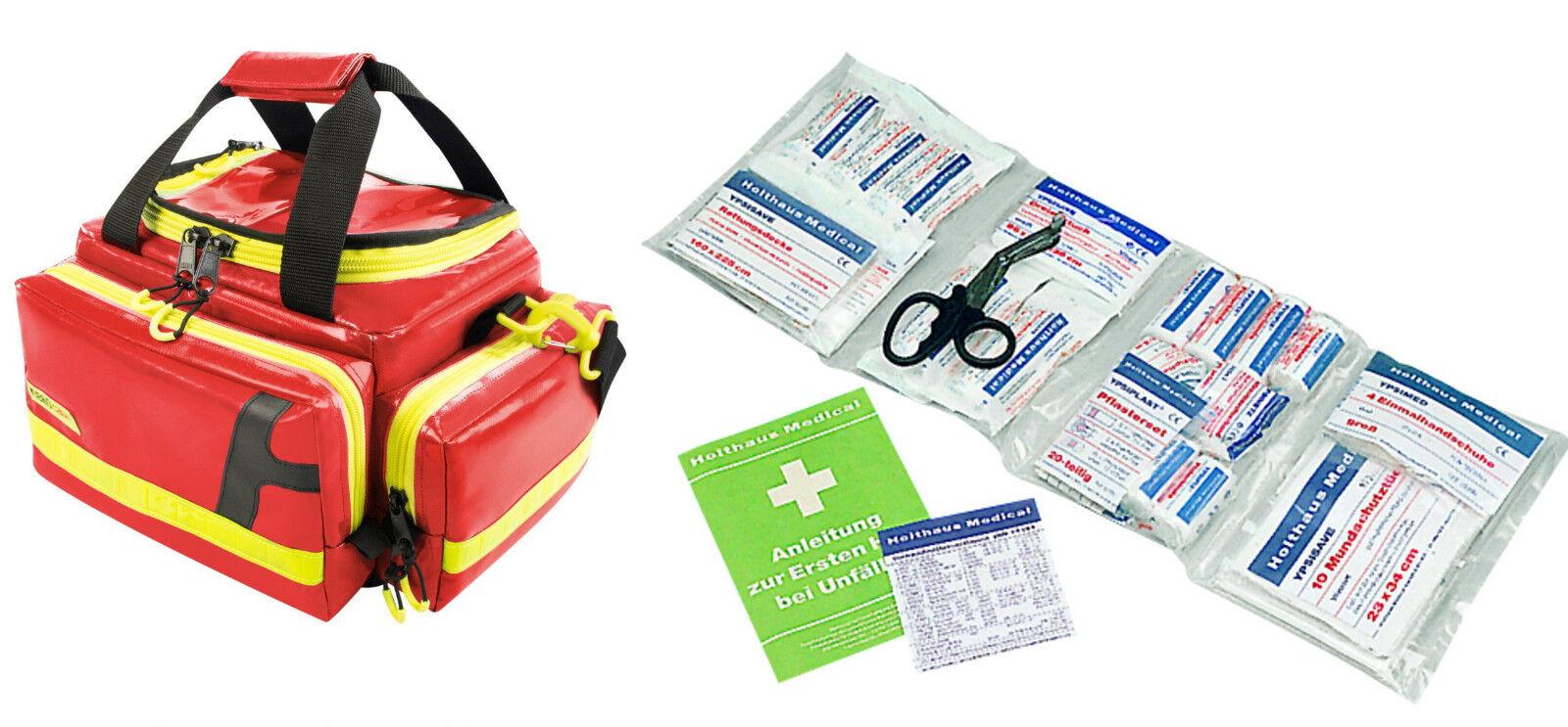 Notfalltasche AEROcase® RBS gefüllt DIN 13164 (First Responder Rettungsdienst)