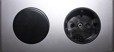 kombi box mit led konverter spiegelschrank steckdose schalter ebay. Black Bedroom Furniture Sets. Home Design Ideas