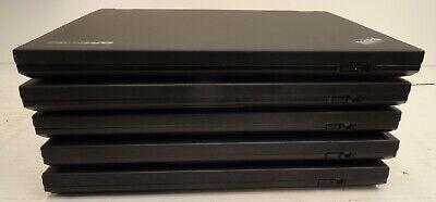 Lot of 5 LENOVO THINKPAD T430 I7-3520M@2.90GHz 500GB HDD 8GB NO BATT. (5A3.61.JK