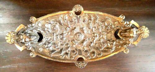 Antique Tazza Roman Greek Repousse Dish Tray
