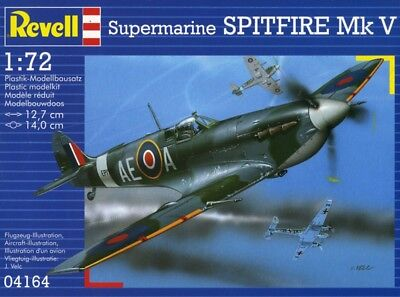 Revell 04164 1:72 Supermarine Spitfire Mk V Model Kit