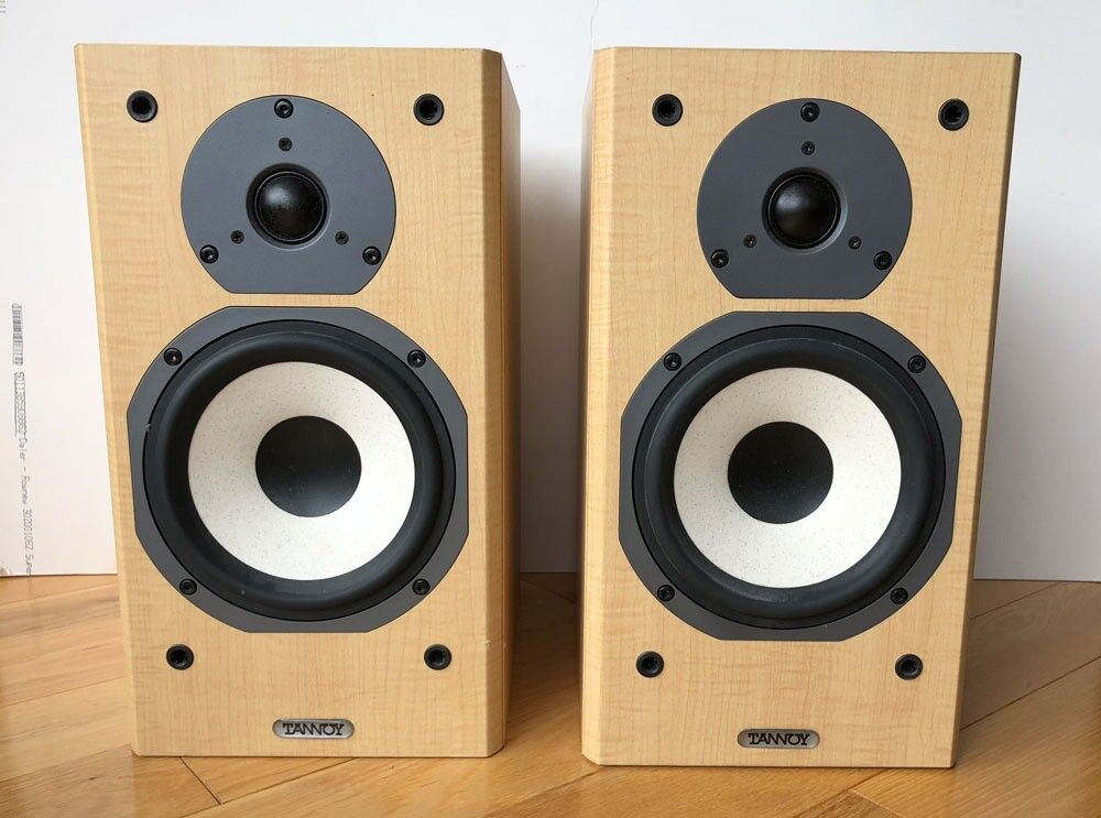Tannoy Mercury MX2 Stereo Bookshelf Speakers What Hi Fi Best Buy