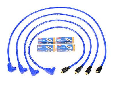 Sa-200 Sa-250 Taylor Pro Wire Core Magneto Wires Denso Spark Plugs Bw1763-ke