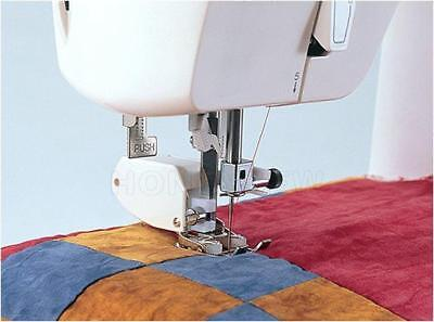 Even Feed/Walking Foot Sewing Machine Presser Foot w/BONUS!