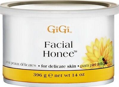Facial Honee Wax - GiGi Facial Honee wax 14 Oz