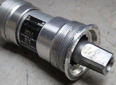 Campagnolo Bottom Bracket 36x24 ITA 115,5 mm MOVIMENTO CENTRALE NUOVO no record