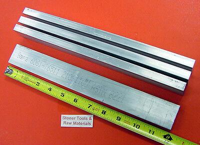 4 Pieces 12 X 1-12 Aluminum Flat Bar 12 Long .500 6061 T6511 Mill Stock
