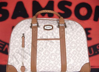 SAMSONITE BLACK LABEL RESORT SIGNATURE BOWLING BAG SALE! ORIGINAL PRICE $550.00