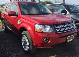 2013 Land Rover LR2 HSE, Sunroof, Leather Seats, all-wheel-drive