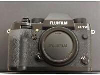 Fujifilm X-T2 body only, boxed with all accessories, excellent condition.