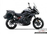 2015 Kawasaki Versys  650 ABS LT KLF650BFFF