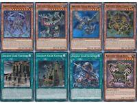 41 Cards Ancient Gear Deck  Yu-Gi-Oh! Arc-V* Ancient Gear Reactor Dragon Deck Yu-Gi-Oh!