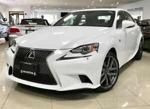 2015 Lexus IS 250 F-Sport 3 |FULLY LOADED|1 OWNER|NO ACCIDENT