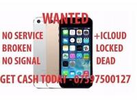 WANTED - I BUY ANY IPHONE, IPAD , MACBOOK PRO AIR 6 6s 7 plus
