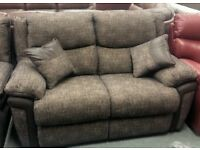 ScS Lazy Boy 2 + 2 seater, reclining sofa