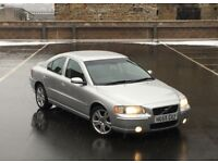 ✅ 55 VOLVO S60 D5 2.4 TDi + HEATED LEATHER SEATS + MEMORY SEATS + PARKING SENSORS + CHEAPEST ON NET